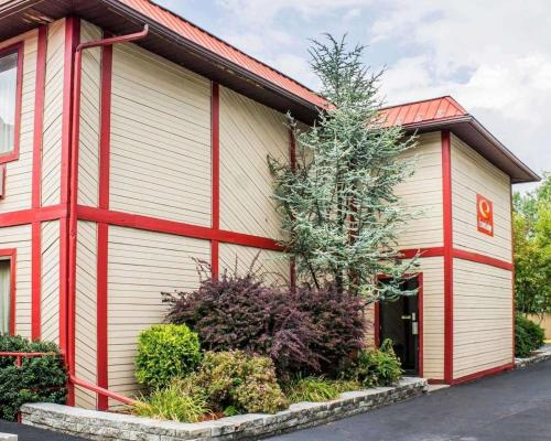 Econo Lodge Scranton near Montage Mountain - Hotel - Scranton