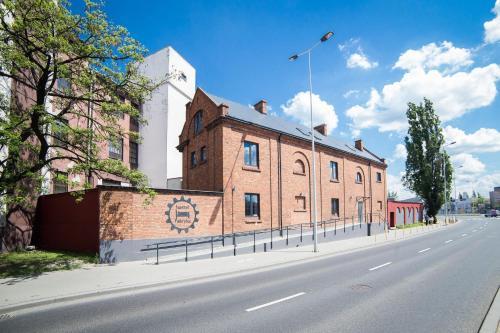 . Hostel Fabryka