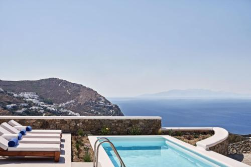 Katikies Villas Mykonos-The Leading Hotels of the World Mykonos