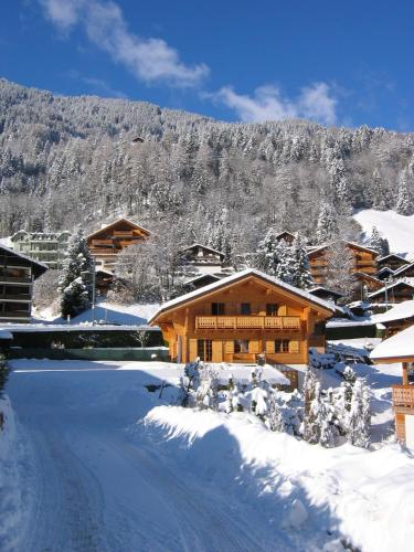Chalet Courage - Champéry