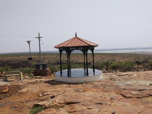 Gandikota Backpackers paradise