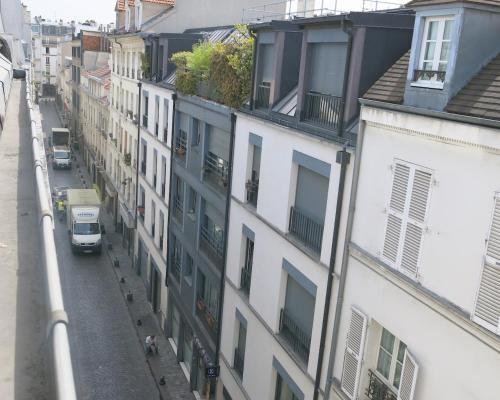 Studio Bastille Lappe CityCosy - Location saisonnière - Paris