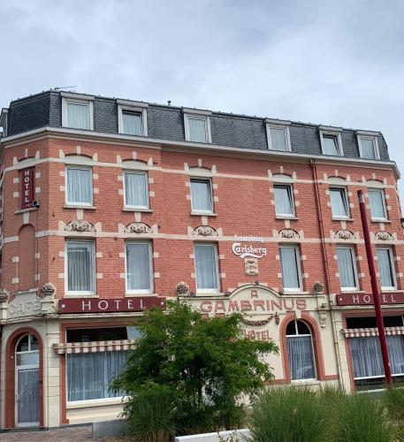 . Hotel du Gambrinus