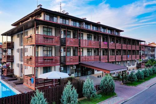 Rezidenzia Utrish Hotel - Sukko