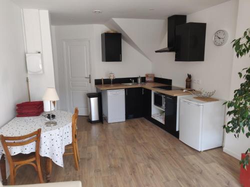 Le Bretonnerie appartement neuf calme centre-ville parking - Location saisonnière - Orléans