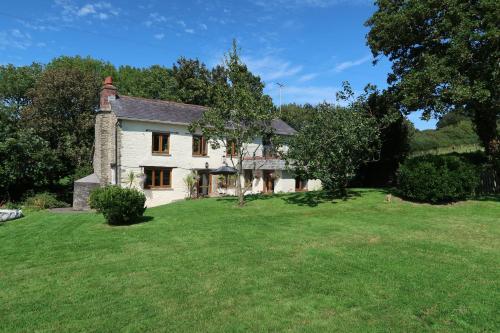Lanlawren Cottage, Polperro, Cornwall