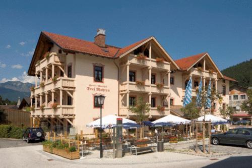 . Hotel Drei Mohren
