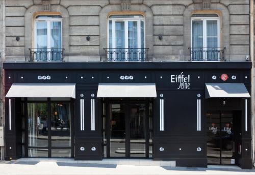 Hotel Eiffel Seine - Hôtel - Paris