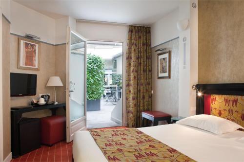 Hotel Eiffel Seine photo 39