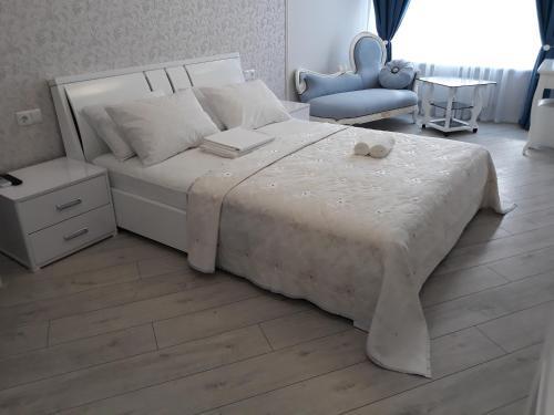 . Аркадия Море Шикарная квартира с 2-мя спальнями на 1-7 человек