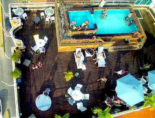 Hotel Mallorquina Suites., Silva