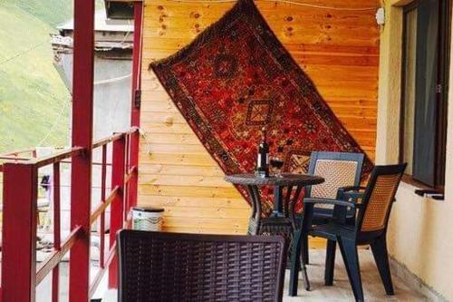 MetiTsa - Accommodation - Jut'a