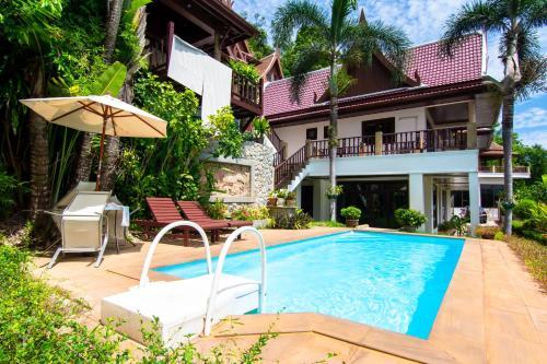 Sea View 4 bedroom Spacious Villa Patong Sea View 4 bedroom Spacious Villa Patong