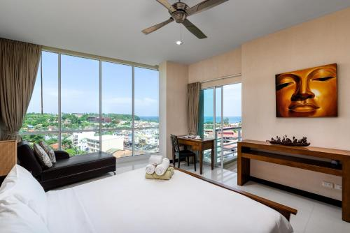 Veloche 2 bedroom apartment with seaview Veloche 2 bedroom apartment with seaview