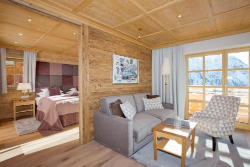 Superior Suite with Sauna