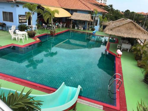 Khao Talo Map And Hotels In Khao Talo Area Pattaya