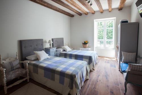 Habitación Doble - 1 o 2 camas - Uso individual Posada Seis Leguas 1