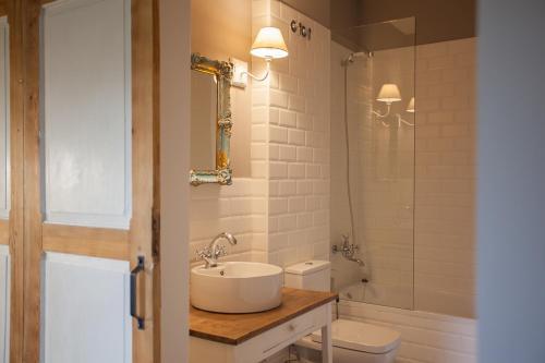 Habitación Doble Superior con terraza - 1 o 2 camas - Uso individual Posada Seis Leguas 7