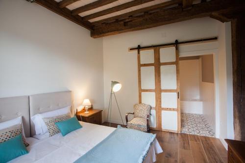 Habitación Doble Superior con terraza - 1 o 2 camas - Uso individual Posada Seis Leguas 8