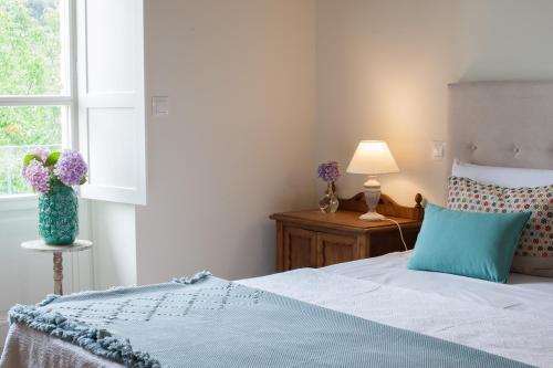 Habitación Doble Superior con terraza - 1 o 2 camas - Uso individual Posada Seis Leguas 9