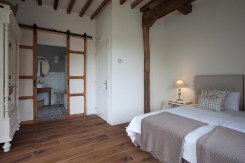 Habitación Doble Superior con terraza - 1 o 2 camas - Uso individual Posada Seis Leguas 5