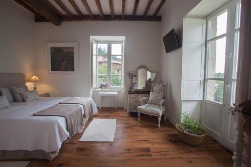 Habitación Doble Superior con terraza - 1 o 2 camas - Uso individual Posada Seis Leguas 6