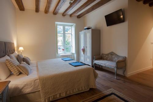 Habitación Doble - 1 o 2 camas - Uso individual Posada Seis Leguas 4