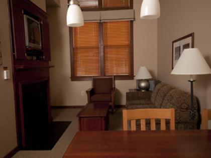 Deluxe One-Bedroom Condo