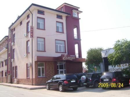 Хотел Елмира- Гълъбово