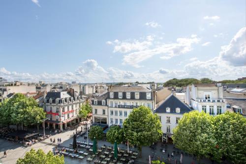 Best Western Hotel Centre Reims - Hôtel - Reims