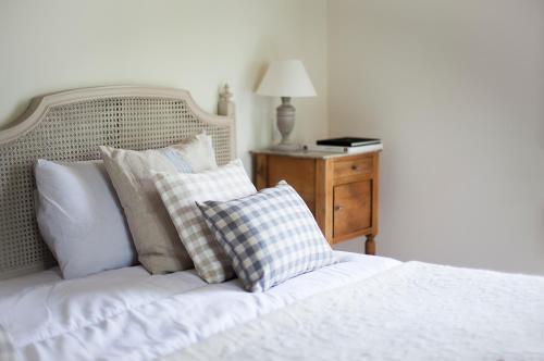 Habitación Doble Superior con terraza - 1 o 2 camas - Uso individual Posada Seis Leguas 1