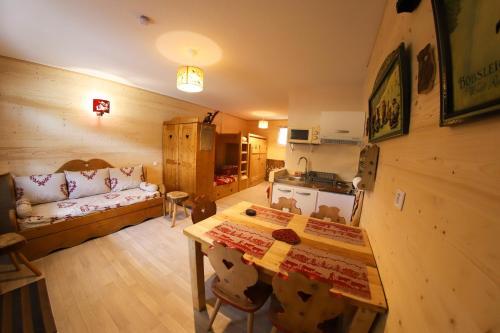 refuge des cimes - Apartment - Prémanon