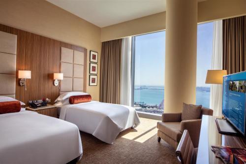 City Centre Rotana Doha 房间的照片