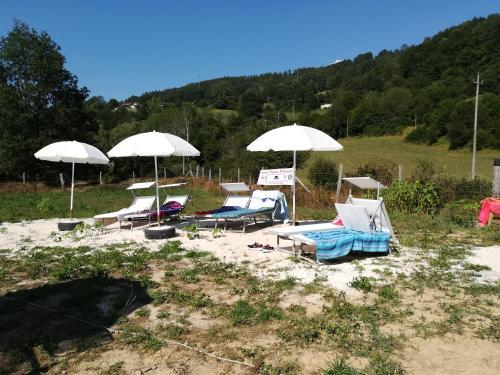 Accommodation in Amatrice