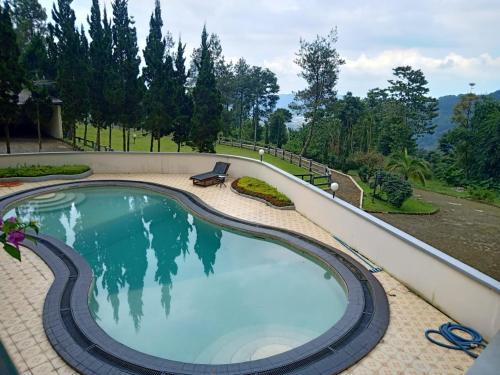 . Villa Mombay Cipanas Puncak