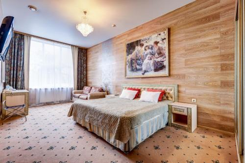 Sunflower River Hotel Moscow