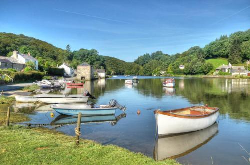 Jasmine Cottage, Lostwithiel, Cornwall