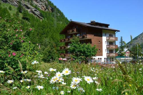 Ski-In/Ski-Out Hotel Sport Saas-Almagell