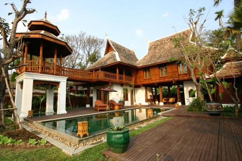 Grand Deluxe Villa With Pool (Grand Deluxe Villa with Pool)