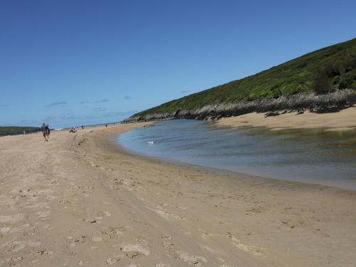 The Dunes, Crantock, Cornwall
