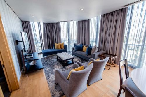 Suite de Luxe 2 Chambres  (Two-Bedroom Luxury Suite)