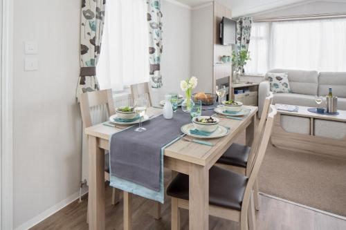 Swift Adventurer Luxury Holiday Static Home, Crantock, Cornwall