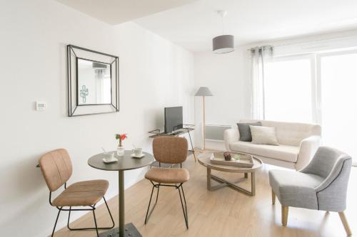Zenao Appart'hôtel Centre Mulhouse - Hôtel - Mulhouse