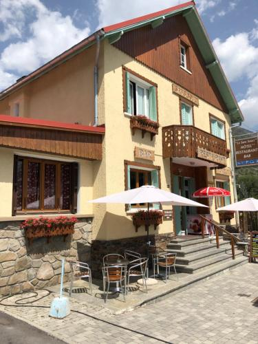 Accommodation in Jausiers