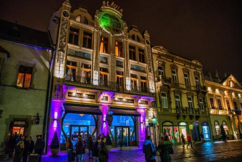 Hotel-overnachting met je hond in Boutique Hotel Slávia - Košice