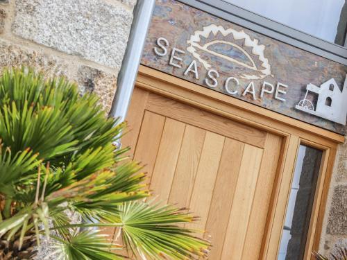 Seascape, Pendeen, Cornwall