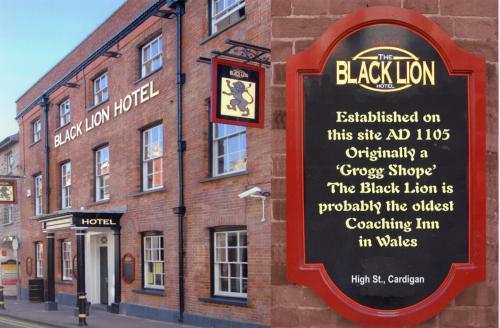. The Black Lion Hotel