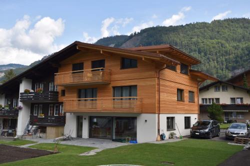 Ferienwohnung Gemeindematte - Hotel - Meiringen - Hasliberg