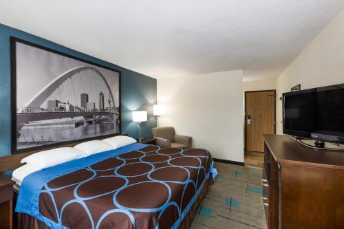 Super 8 by Wyndham Urbandale-Des Moines Area