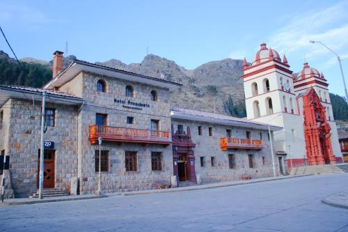 . Hotel Presidente Huancavelica